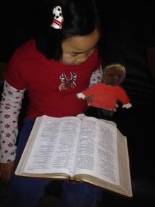julia Bible